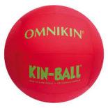 Ballon sport KIN-BALL® practice rouge 84cm