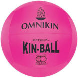 Ballon officiel de sport KIN-BALL® rose 122cm