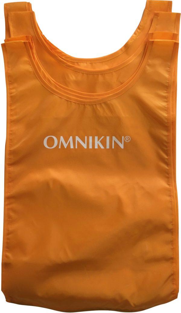 Dossards OMNIKIN® jaune