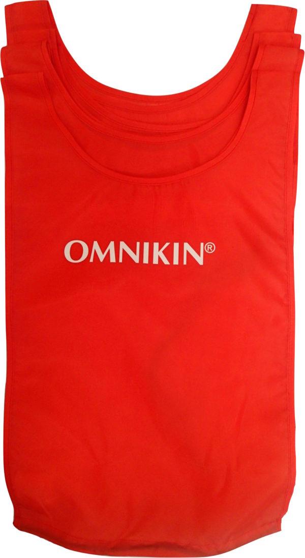 Dossards OMNIKIN® rouge