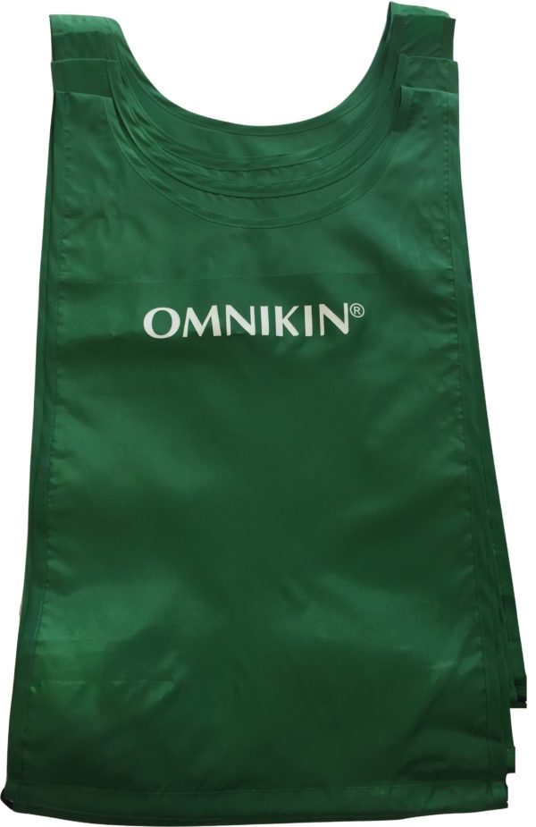 Dossards OMNIKIN® vert
